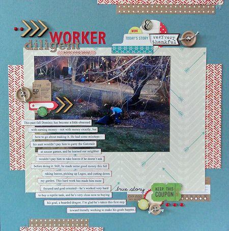 Diligent Worker jennife L