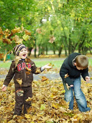 Fall kid 3